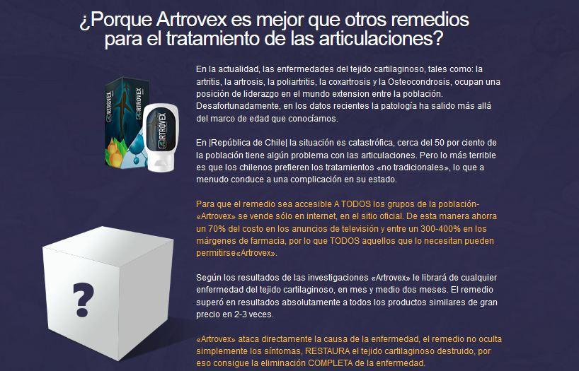 Artrovex Chile