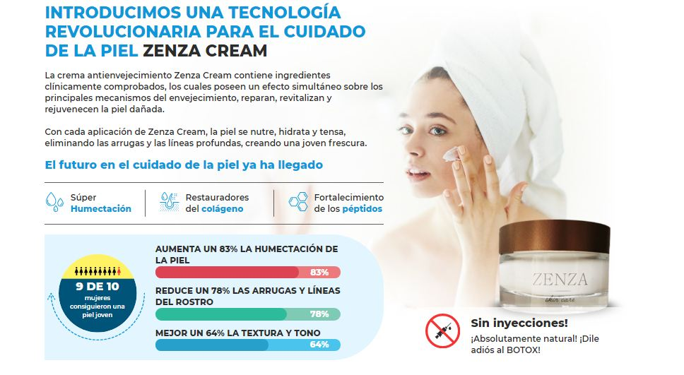 Zenza Cream ar