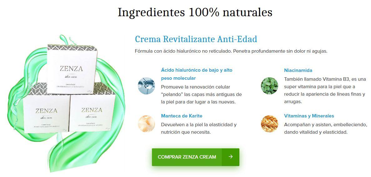 Zenza Cream