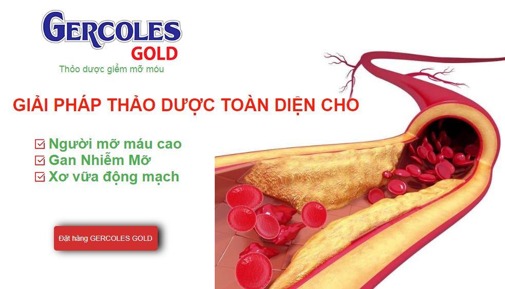 Gercoles Gold Vietnam