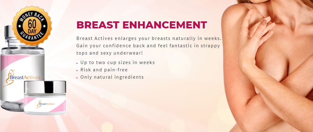 Breast Actives Enhancement Cream Reviews