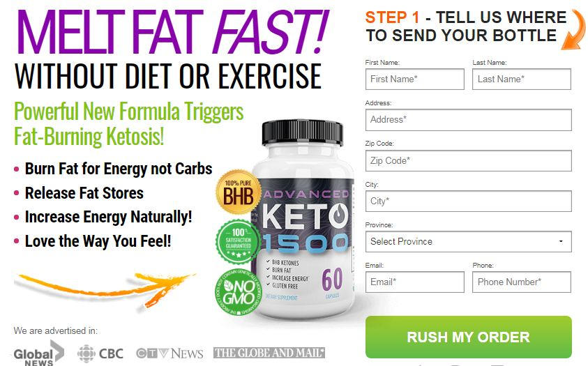 Keto Advanced 1500 Reviews