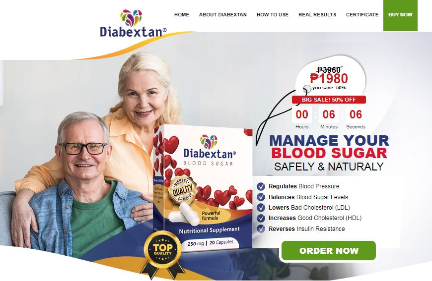 Where to Buy Diabextan in Philippines